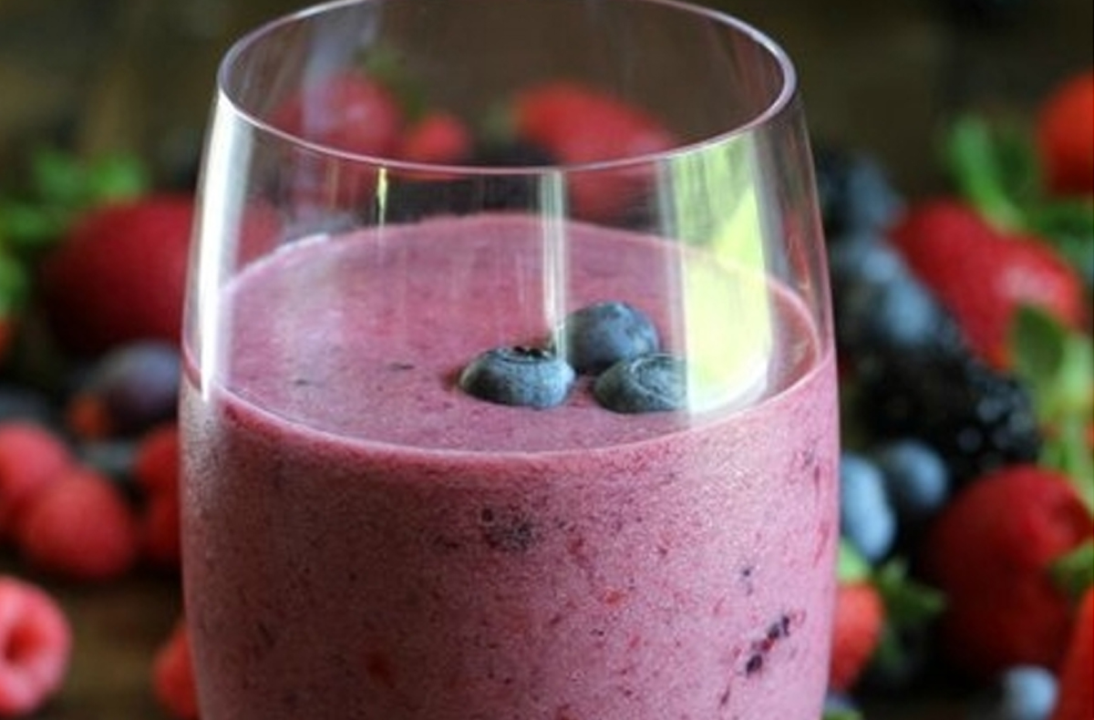 Summerberry Smoothie